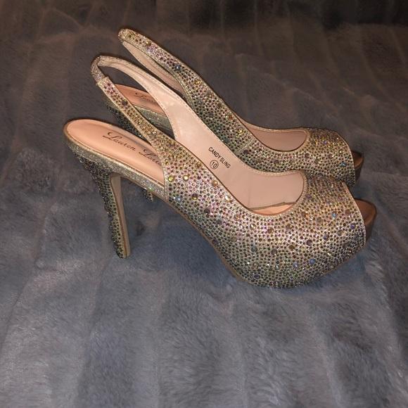 af850c5cad Lauren Lorraine Shoes | Candy Platform Pump | Poshmark